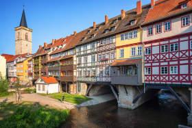 Weimar / Thüringen - Klassik im grünen Herz Deutschlands mit Besuch der BUGA Erfurt